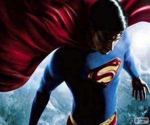Rompicapo di Superman, uno dei più famosi super eroi