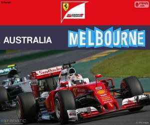 Rompicapo di S.Vettel G.P Australia 2016