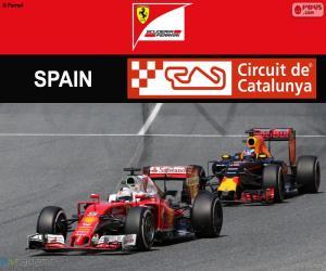 Rompicapo di S.Vettel, G.P di Spagna 2016