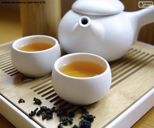 Rompicapo di Tè cinese