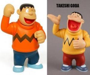 Rompicapo di Takeshi Goda conosciuto dai suoi colleghi come Gian o Jaian perché è un ragazzo grande e forte