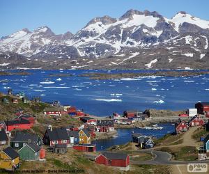 Rompicapo di Tasiilaq, Groenlandia