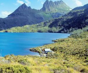 Rompicapo di Tasmanian Wilderness, Australia
