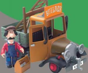 Rompicapo di Ted Glen è il tuttofare del villaggio di Greendale