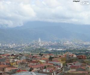 Rompicapo di Tegucigalpa, Honduras