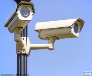 Rompicapo di Telecamere di sorveglianza