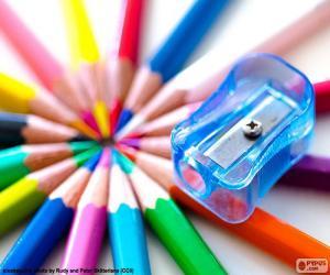 Rompicapo di Temperamatite in plastica