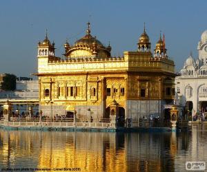 Rompicapo di Tempio d'Oro, India