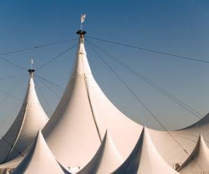 Rompicapo di Tendone da circo