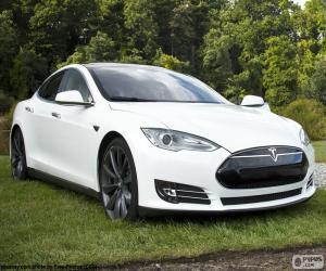 Rompicapo di Tesla Model S