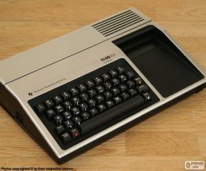Rompicapo di Texas Instruments TI-99/4A