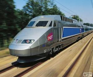 Rompicapo di TGV, Francia