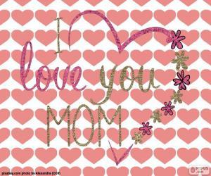 Rompicapo di Ti amo mamma