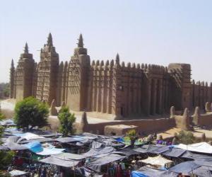 Rompicapo di Timbuktu, Mali