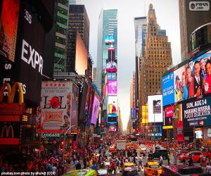 Rompicapo di Times Square, New York