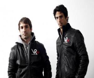 Rompicapo di Timo Glock e Lucas di Grassi, i piloti della Scuderia Racing Vergine