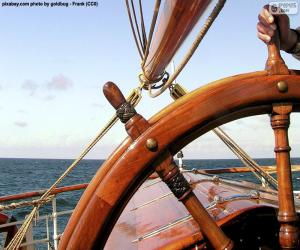 Rompicapo di Timone della barca