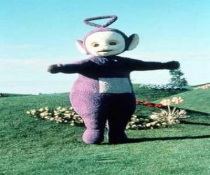 Rompicapo di Tinky Winky