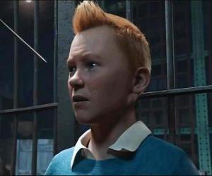 Rompicapo di Tintin, celebre personaggio di Hergé.
