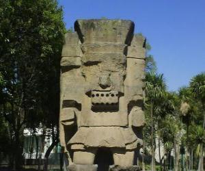 Rompicapo di Tlatoc, il dio della pioggia e della fertilità, è radicata nella cultura del Teootihuacan