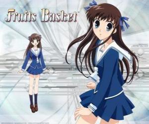 Rompicapo di Tohru Honda è una studente di scuola superiore e il personaggio principale di Fruits Basket