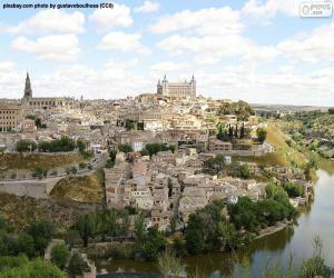 Rompicapo di Toledo, Spagna