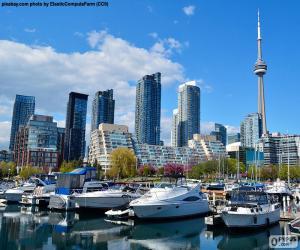 Rompicapo di Toronto, Canada