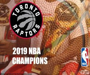 Rompicapo di Toronto Raptors, campioni NBA 2019