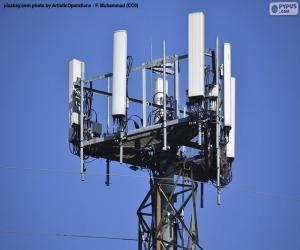 Rompicapo di Torre delle telecomunicazioni 5g