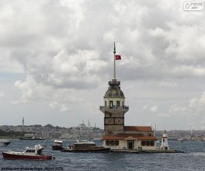 Rompicapo di Torre di Leandro, Turchia