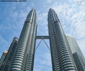 Rompicapo di Torri Petronas, Malesia