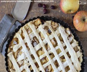 Rompicapo di Torta di mele