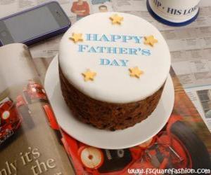 Rompicapo di Torta festa del papà
