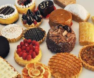 Rompicapo di Torte varie