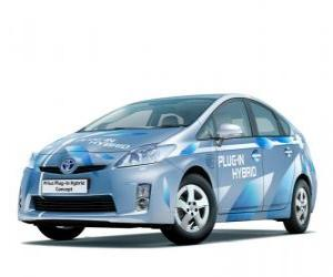 Rompicapo di Toyota Prius Plug-in Hybrid Concept (2009)