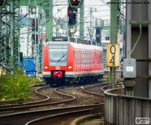 Rompicapo di Treno regionale