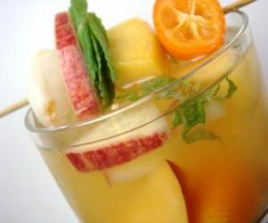 Rompicapo di Tropical Drinks