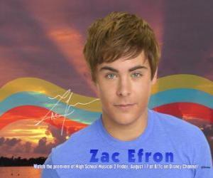 Rompicapo di Troy Bolton (Zac Efron)