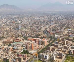 Rompicapo di Trujillo, Perù
