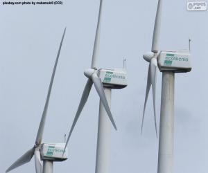 Rompicapo di Turbine eoliche
