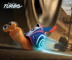 Rompicapo di Turbo, la lumaca più veloce del mondo