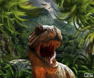 Rompicapo di Tyrannosaurus Rex