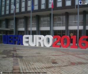 Rompicapo di UEFA Euro 2016