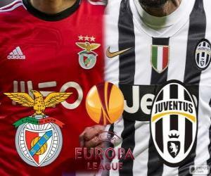 Rompicapo di UEFA Europa League, semifinale 2013-14, Benfica - Joventus