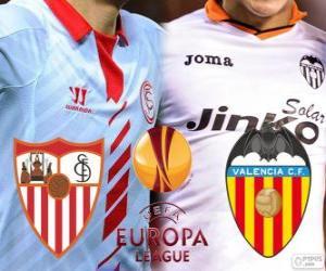 Rompicapo di UEFA Europa League, semifinale 2013-14, Sevilla - Valencia