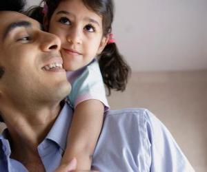 Rompicapo di Un grande abbraccio per il papà è il regalo migliore