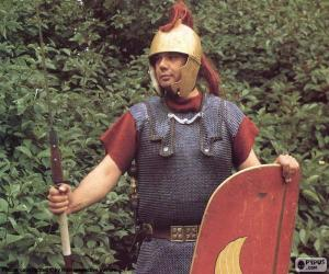 Rompicapo di Un soldato romano