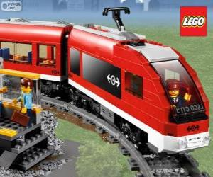 Rompicapo di Un treno Lego