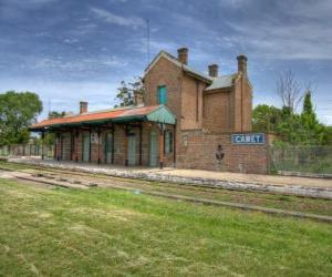 Rompicapo di Una stazione ferroviaria