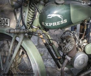 Rompicapo di Una vecchia moto